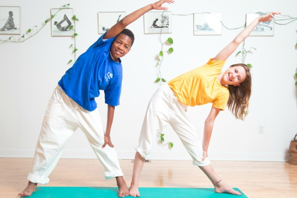 Yoga and Meditation Course for Teens