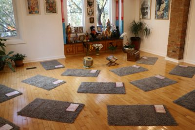 Group Meditation - Kirtan - Toronto Sivananda Yoga Centre