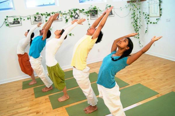 Sun Salutation - Toronto Sivananda Yoga Centre