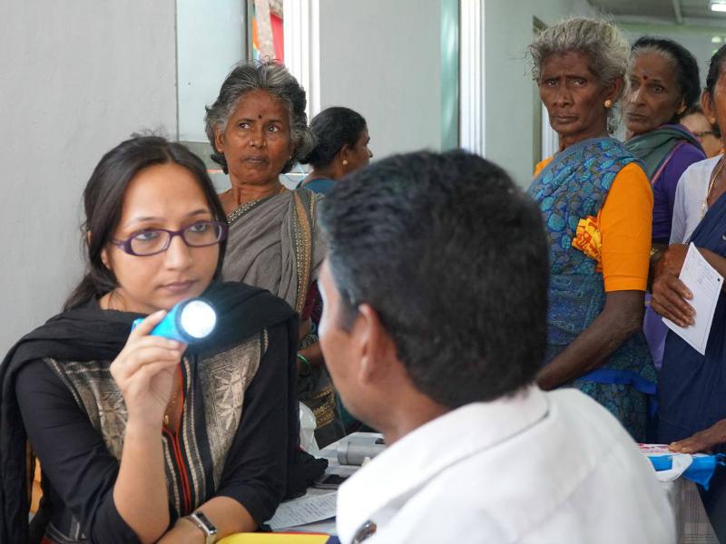 Sivananda Rural Medical Camps