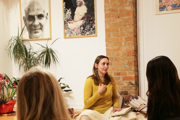 How to Teach Meditation Course - Toronto Sivananda Yoga Centre