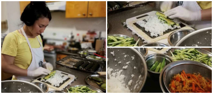 Japanese Cooking Workshop - Sivananda Yoga Toronto