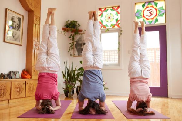 Headstand Yoga Post - Sivananda Yoga Toronto