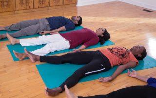 Savasana Relaxation - Sivananda Yoga Toronto