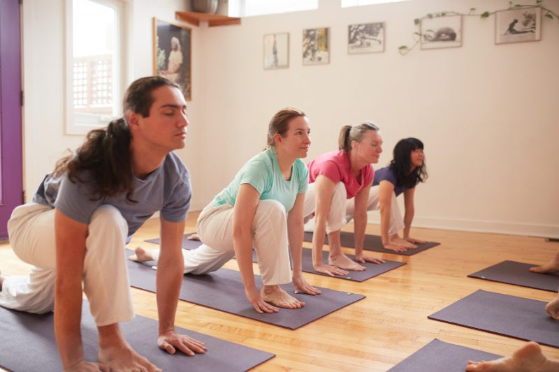 Yoga Students - Sivananda Yoga Centre Toronto
