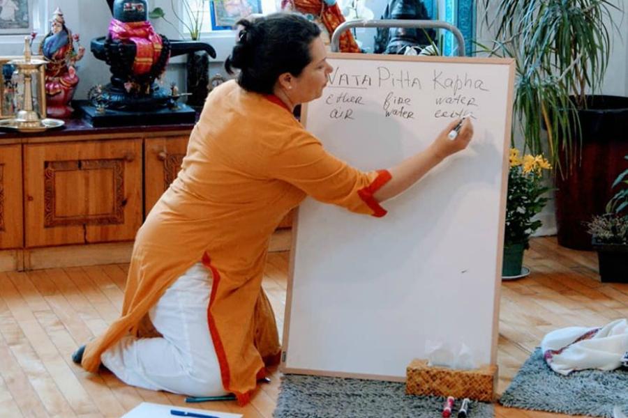 Ayurveda Workshop at Toronto Sivananda Yoga Vedanta Centre