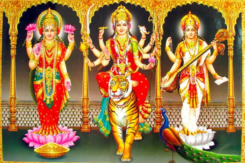 Durga Lakshmi Sarsawati