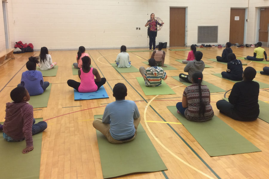 Community Outreach - Toronto Sivananda Yoga Centre