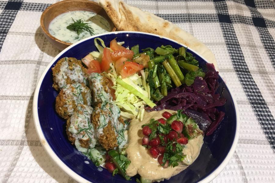 Mediterranean Vegetarian Cooking Workshop - Toronto Sivananda Yoga Centre
